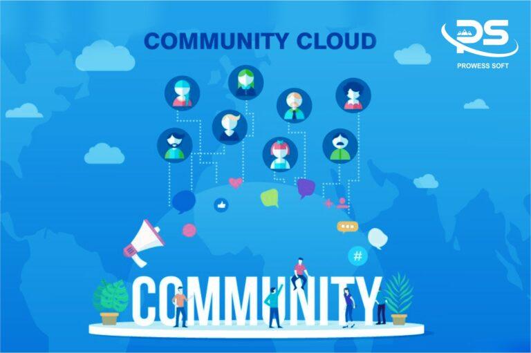 Image Of COMMUNITY CLOUD