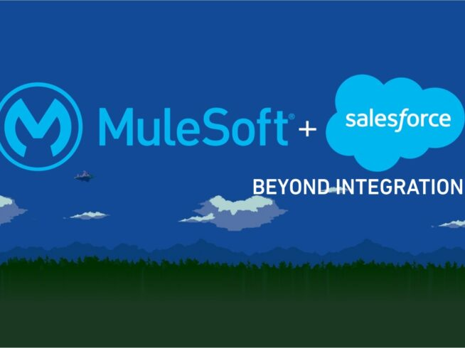 Image Of Mulesoft + Salesforce: Beyond Integration