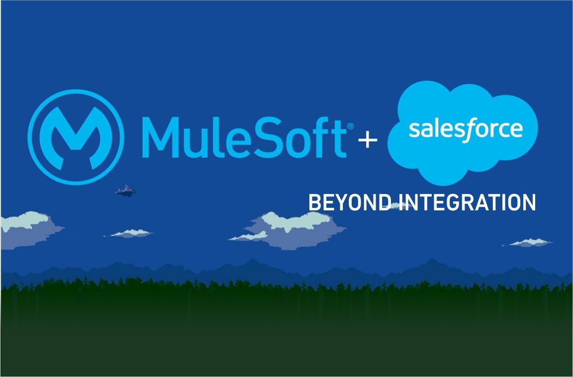 Image Of Mulesoft + Salesforce: Beyond Integration